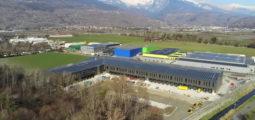 Vétroz: un nouveau centre colis pour La Poste