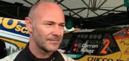 Rallye du Valais : Sébastien Carron leader