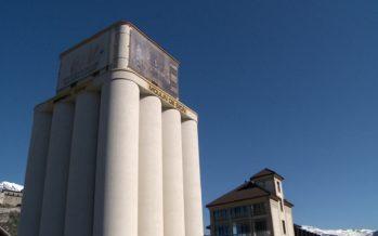 Édifices insolites: vivre dans un silo à grains, dans l'ancien Moulin de Sion