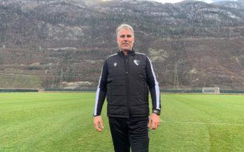 FC Sion: Marco Walker dirigera l'équipe la saison prochaine