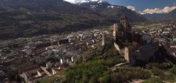 Grand Sion: étude de fusion avec Veysonnaz et Mont-Noble