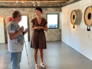 Musée du Vin: une exposition accessible aux malvoyants