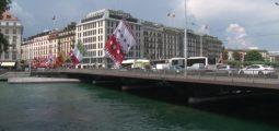 LE JOURNAL sur la route du Léman: escale à Genève (18.07.2019)