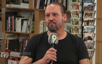 Nicolas Feuz: comment le métier de procureur l'inspire pour ses polars