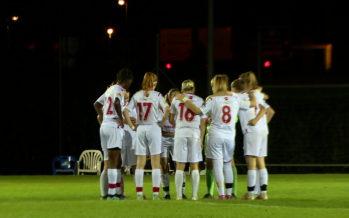 Le FC Sion féminin prend ses marques en LNB