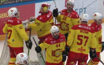 Hockey sur glace: le HC Sierre et le HC Viège déjà en vacances