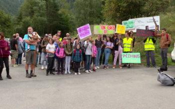 Transport scolaire: aux Mayens-de-Saxon, des parents en passe d'être indemnisés