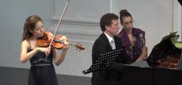 Sion Festival: dans les coulisses du Concours international de violon Tibor Varga