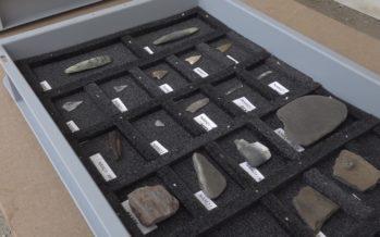 Naters, il y a 6'000 ans: «Ce site est d'importance nationale» Isabelle Chassot