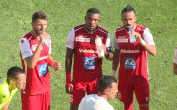 FC Sion: trop brouillons à St-Gall