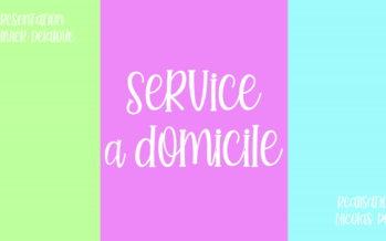 «Service à domicile»: la nouvelle émission de confinement de Canal9