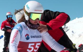Ski alpin: Olivia Imboden intégrera la structure U18 de Ski Valais