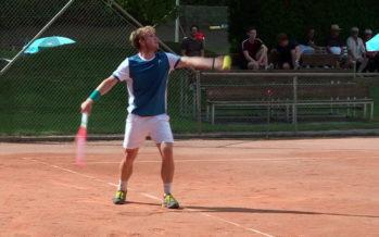 """Un tournoi catégorie """"Future"""" sur les courts du TC Sierre"""