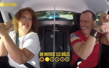 TAXI QUESTIONS – Course 141 avec Valérie Karlen de Brignon