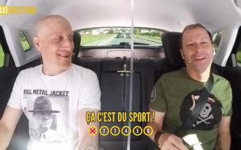TAXI QUESTIONS – Course 143 avec Yann Gelbart de Martigny