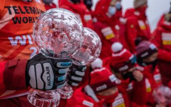 Telemark: revivez le duel au sommet entre Bastien Dayer et Nicolas Michel