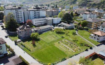 Concours d'architecture: un nouvel EMS «Castel Notre-Dame» à Martigny