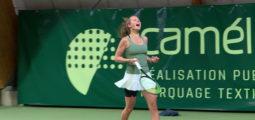Rencontre avec Alina et Mika, deux jeunes talents du tennis suisse