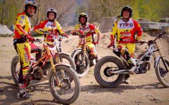 Complètement Sport en mode moto trial