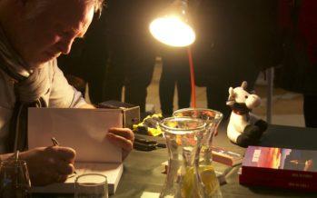 Avec «L'aigle de sang», Marc Voltenauer emmène ses lecteurs en Suède. L'auteur suisse est l'invité du Journal