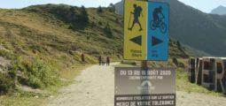 Vététistes/randonneurs: comment se partager la montagne