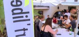 Ni vert, ni libéral mais les deux en même temps! Les Vert'libéraux partent en quête d'électeurs en Valais