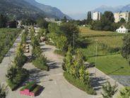 Urbanisme: Sion repense ses parcs et jardins