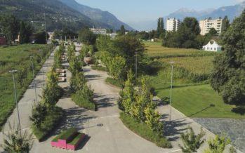 La ville de Sion repense ses lieux publics et favorise le développement d'espaces verts
