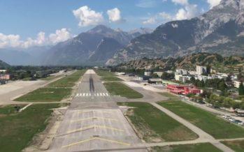 Retour sur 85 ans d'histoire de l'aéroport de Sion. Et regard vers le futur avec le président Philippe Varone