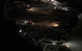 Avalanche à Crans-Montana: la nuit, les équipes ont passé des heures intenses à la recherche d'autres victimes
