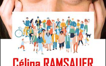 """""""Faudrait qu'on s'en souvienne"""", le nouveau single de Célina Ramsauer"""