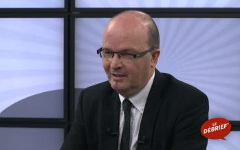 LE DÉBRIEF' avec Grégoire Dussex, ancien président du Grand Conseil, agent immobilier et banquier