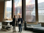 TANDEM: Des œuvres monumentales sur le campus Energypolis