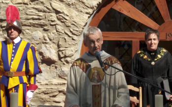LA MESSE de la Fête Dieu à Savièse (11.06.2020)