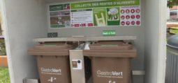 Les poubelles des habitants de Monthey ne sentent plus mauvais: les restes de cuisine sont pris en charge dans 30 points de collecte