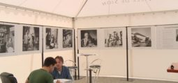 Samedi, Olivier Maire rend hommage au photojournalisme lors d'un happening photographique à Bramois