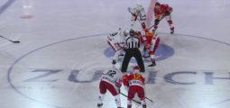 Hockey sur glace: le HC Sierre sort de la Coupe de Suisse avec les honneurs face au LHC