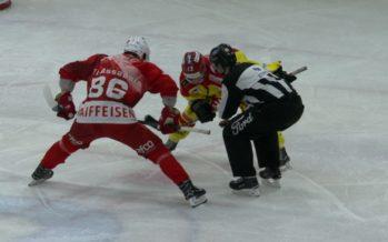 Mysports League: le HC Sierre s'est incliné dans l'acte II à Martigny, face à des Octoduriens déterminés (4 à 1)