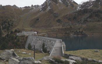 Le barrage de Cleuson