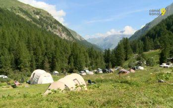 Sécurité des campings à l'heure des bouleversements climatiques: Arolla, un an après