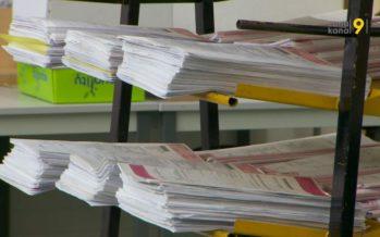 Ateliers St-Hubert: une quinzaine de personnes en situation de handicap scanne nos déclarations d'impôts
