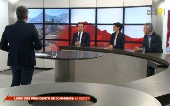 Communales 2020: Anne-Laure Couchepin Vouilloz et Philippe Varone repartiront pour un tour; Éloi Rossier cessera la politique