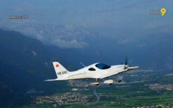 Presque aucun bruit et zéro émission de CO2: l'aviation électrique prend son envol à Sion