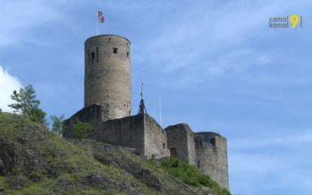 À Martigny, grâce au soutien de Léonard Gianadda, un funiculaire reliera bientôt la ville à la tour médiévale de La Bâtiaz