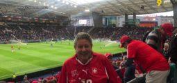 Au bout du Web: même si la Suisse a perdu, l'ambiance à Porto était fantastique, témoigne Walter Loser