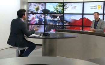 Avec la redevance, les Valaisans contribuent au financement de Canal9, mais grâce au soutien du public, la chaîne peut en faire plus!