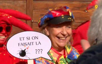 C'est parti pour onze jours de carnaval à Monthey! Et c'est Nadine qui a été sacrée princesse 2019