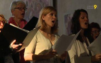 L'ensemble vocal de Martigny fait l'ouverture du fameux Veneto Festival ce vendredi soir à Padoue