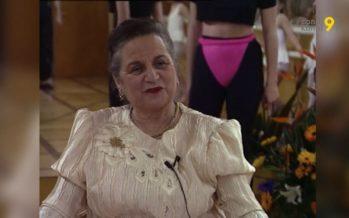 Hommage à Cilette Faust, une pionnière de la danse classique en Valais