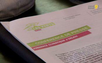 Conseil d'état 2021: les Verts lancent Magali Di Marco et Brigitte Wolf dans un ticket à trois avec Mathias Reynard